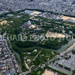 姫路城(修復後)全景