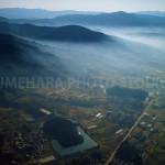 柳本古墳群と三輪山
